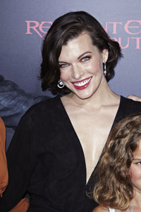"""Resident Evil: Retribution"" Premiere Milla Jovovich9-12-2012 / Regal Cinemas L.A. Live / Screen Gems / Los Angeles CA / Photo by Benny Haddad - Image 24252_0117"