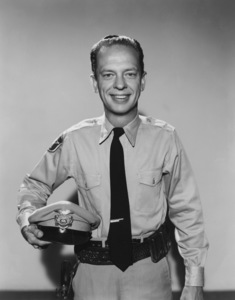 """The Andy Griffith Show""Don Knotts1962 CBSPhoto by Gabi Rona - Image 2425_0119"