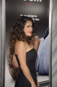 """""""Here Comes the Boom"""" Premiere Salma Hayek10-9-2012 / AMC Lincoln Square / Sony Pictures / New York NY / Photo by Eric Reichbaum - Image 24254_298"""