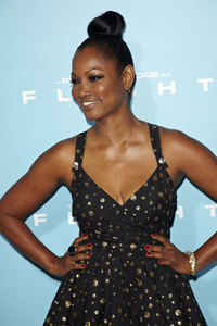 """""""Flight"""" PremiereGarcelle Beauvais10-23-2012 / ArcLight Cinema / Hollywood CA / Paramount Pictures / Photo by Kevin Kozicki - Image 24256_0020"""