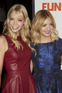 """Fun Size"" PremiereRiki Lindhome, Abby Elliott10-25-2012 / Paramount Theater / Hollywood CA / Paramount Pictures / Photo by Kevin Kozicki - Image 24257_0067"