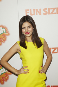 """Fun Size"" PremiereVictoria Justice10-25-2012 / Paramount Theater / Hollywood CA / Paramount Pictures / Photo by Kevin Kozicki - Image 24257_0111"