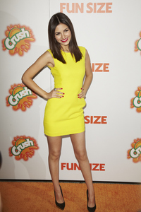 """Fun Size"" PremiereVictoria Justice10-25-2012 / Paramount Theater / Hollywood CA / Paramount Pictures / Photo by Kevin Kozicki - Image 24257_0113"