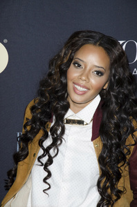"""Beyonce: Life is But a Dreamî PremiereAngela Simmons2-12-2013 / Ziegfeld Theater / New York NY / HBO / Photo by Eric Reichbaum - Image 24261_073"
