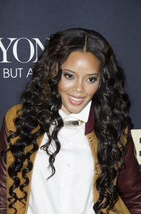 """Beyonce: Life is But a Dreamî PremiereAngela Simmons2-12-2013 / Ziegfeld Theater / New York NY / HBO / Photo by Eric Reichbaum - Image 24261_082"