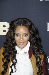 """Beyonce: Life is But a Dreamî PremiereAngela Simmons2-12-2013 / Ziegfeld Theater / New York NY / HBO / Photo by Eric Reichbaum - Image 24261_087"