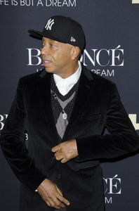 """Beyonce: Life is But a Dreamî PremiereRussel Simmons2-12-2013 / Ziegfeld Theater / New York NY / HBO / Photo by Eric Reichbaum - Image 24261_274"
