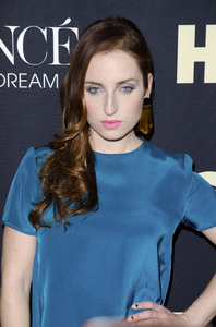 """""""Beyonce: Life is But a Dreamî PremiereZoe Lister Jones2-12-2013 / Ziegfeld Theater / New York NY / HBO / Photo by Eric Reichbaum - Image 24261_315"""
