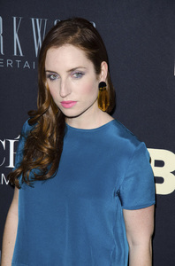 """""""Beyonce: Life is But a Dreamî PremiereZoe Lister Jones2-12-2013 / Ziegfeld Theater / New York NY / HBO / Photo by Eric Reichbaum - Image 24261_325"""