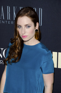 """Beyonce: Life is But a Dreamî PremiereZoe Lister Jones2-12-2013 / Ziegfeld Theater / New York NY / HBO / Photo by Eric Reichbaum - Image 24261_326"