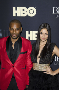 """Beyonce: Life is But a Dreamî PremiereTyson Beckford, Shanina Shaik2-12-2013 / Ziegfeld Theater / New York NY / HBO / Photo by Eric Reichbaum - Image 24261_439"