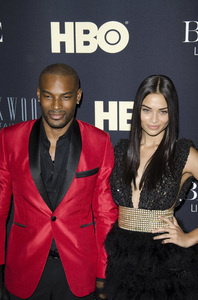 """""""Beyonce: Life is But a Dreamî PremiereTyson Beckford, Shanina Shaik2-12-2013 / Ziegfeld Theater / New York NY / HBO / Photo by Eric Reichbaum - Image 24261_440"""