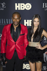"""""""Beyonce: Life is But a Dreamî PremiereTyson Beckford, Shanina Shaik2-12-2013 / Ziegfeld Theater / New York NY / HBO / Photo by Eric Reichbaum - Image 24261_441"""