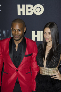 """Beyonce: Life is But a Dreamî PremiereTyson Beckford, Shanina Shaik2-12-2013 / Ziegfeld Theater / New York NY / HBO / Photo by Eric Reichbaum - Image 24261_442"