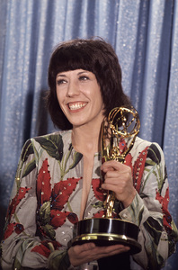 Lily Tomlin at the Emmy Awards1974© 1978 Paul Slaughter - Image 24262_0001