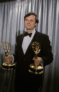 Alan Alda at the Emmy Awards1974© 1978 Paul Slaughter - Image 24262_0047