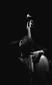 Ray Brown playing bass in Santa Fe2002© 2002 Paul Slaughter - Image 24262_0069