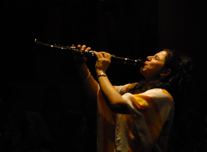 Anat Cohen performing in Santa Fe2009© 2009 Paul Slaughter - Image 24262_0157