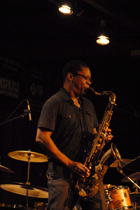 Ravi Coltrane performing at the New Mexico Jazz Festival2012© 2012 Paul Slaughter - Image 24262_0160