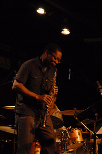 Ravi Coltrane performing at the New Mexico Jazz Festival2012© 2012 Paul Slaughter - Image 24262_0161