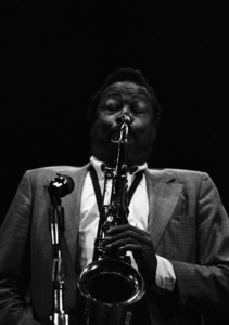 "Eddie ""Lockjaw"" Davis at the Monterey Jazz Festival1971© 1978 Paul Slaughter - Image 24262_0169"