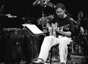 Al Di Meola performing in Santa Fe2004© 2004 Paul Slaughter - Image 24262_0170