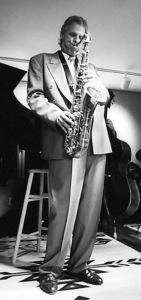 Douglas Lawrence performing in Santa Fe1999© 1999 Paul Slaughter - Image 24262_0209