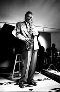 Douglas Lawrence performing in Santa Fe1999© 1999 Paul Slaughter - Image 24262_0210