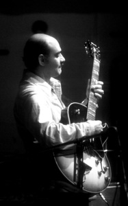 Joe Pass at the Monterey Jazz Festival1974© 1978 Paul Slaughter - Image 24262_0234