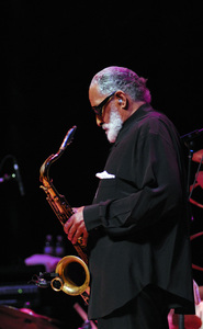 Sonny Rollins at the New Mexico Jazz Festival2007© 2007 Paul Slaughter - Image 24262_0245
