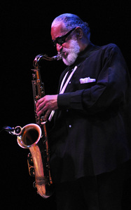 Sonny Rollins at the New Mexico Jazz Festival2007© 2007 Paul Slaughter - Image 24262_0246