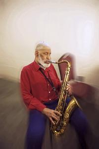 Sonny Rollins in Santa Fe2007© 2007 Paul Slaughter - Image 24262_0247