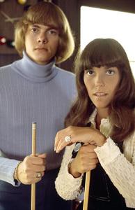 The Carpenters (Karen and Richard)1971© 1978 Paul Slaughter - Image 24262_0287