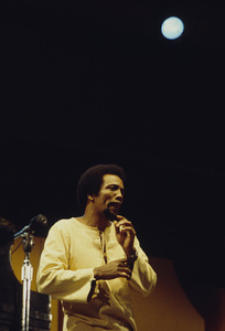 Quincy Jones at the Monterey Jazz Festival1972© 1978 Paul Slaughter - Image 24262_0296
