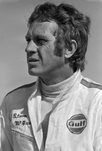 Steve McQueen at the Ontario Motor Speedway1971© 1978 Paul Slaughter - Image 24262_0304