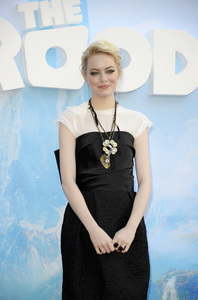 """The Croods"" Premiere Emma Stone 3-10-2013 / AMC Loews Lincoln Square Theater / New York NY / Dreamworks / Photo by Eric Reichbaum - Image 24266_140"