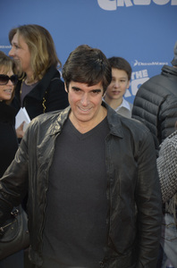 """The Croods"" Premiere David Copperfield 3-10-2013 / AMC Loews Lincoln Square Theater / New York NY / Dreamworks / Photo by Eric Reichbaum - Image 24266_16"