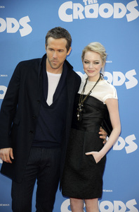 """""""The Croods"""" Premiere Ryan Reynolds, Emma Stone 3-10-2013 / AMC Loews Lincoln Square Theater / New York NY / Dreamworks / Photo by Eric Reichbaum - Image 24266_179"""