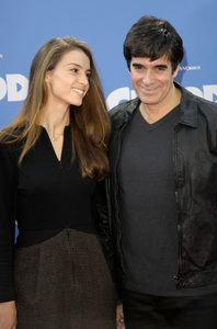 """""""The Croods"""" Premiere Chloe Gosselin, David Copperfield 3-10-2013 / AMC Loews Lincoln Square Theater / New York NY / Dreamworks / Photo by Eric Reichbaum - Image 24266_17"""