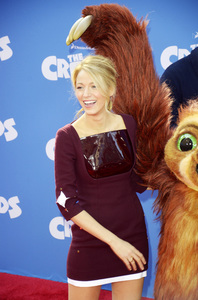 """""""The Croods"""" Premiere Blake Lively 3-10-2013 / AMC Loews Lincoln Square Theater / New York NY / Dreamworks / Photo by Eric Reichbaum - Image 24266_227"""