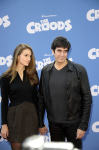 """""""The Croods"""" Premiere Chloe Gosselin, David Copperfield 3-10-2013 / AMC Loews Lincoln Square Theater / New York NY / Dreamworks / Photo by Eric Reichbaum - Image 24266_22"""