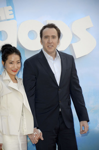 """The Croods"" Premiere Alice Kim, Nicolas Cage 3-10-2013 / AMC Loews Lincoln Square Theater / New York NY / Dreamworks / Photo by Eric Reichbaum - Image 24266_30"