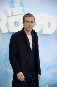 """""""The Croods"""" Premiere Ryan Reynolds 3-10-2013 / AMC Loews Lincoln Square Theater / New York NY / Dreamworks / Photo by Eric Reichbaum - Image 24266_49"""