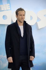 """The Croods"" Premiere Ryan Reynolds 3-10-2013 / AMC Loews Lincoln Square Theater / New York NY / Dreamworks / Photo by Eric Reichbaum - Image 24266_52"