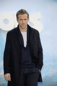 """The Croods"" Premiere Ryan Reynolds 3-10-2013 / AMC Loews Lincoln Square Theater / New York NY / Dreamworks / Photo by Eric Reichbaum - Image 24266_68"
