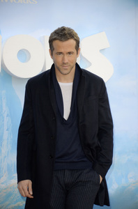 """The Croods"" Premiere Ryan Reynolds 3-10-2013 / AMC Loews Lincoln Square Theater / New York NY / Dreamworks / Photo by Eric Reichbaum - Image 24266_69"