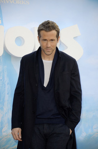 """""""The Croods"""" Premiere Ryan Reynolds 3-10-2013 / AMC Loews Lincoln Square Theater / New York NY / Dreamworks / Photo by Eric Reichbaum - Image 24266_70"""