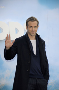 """""""The Croods"""" Premiere Ryan Reynolds 3-10-2013 / AMC Loews Lincoln Square Theater / New York NY / Dreamworks / Photo by Eric Reichbaum - Image 24266_78"""