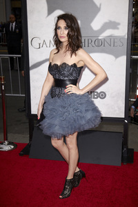 """""""Games of Thrones"""" PremiereCarice van Houten3-18-2013 / TCL Chinese Theater / Hollywood CA / HBO / Photo by Kevin Kozicki - Image 24267_0032"""