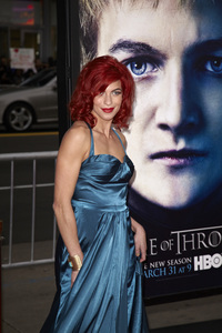 """""""Games of Thrones"""" PremiereNatalia Tena 3-18-2013 / TCL Chinese Theater / Hollywood CA / HBO / Photo by Kevin Kozicki - Image 24267_0055"""